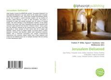 Bookcover of Jerusalem Delivered