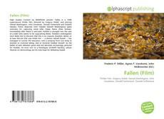 Borítókép a  Fallen (Film) - hoz