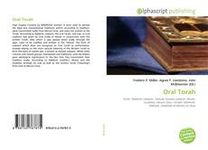 Couverture de Oral Torah