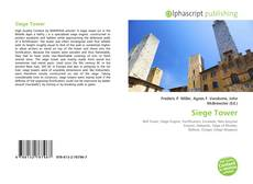 Bookcover of Siege Tower