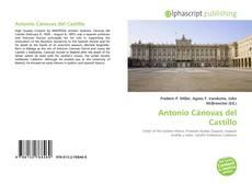 Portada del libro de Antonio Cánovas del Castillo