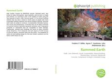 Bookcover of Rammed Earth
