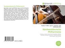 Borítókép a  Nordwestdeutsche Philharmonie - hoz