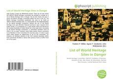 Portada del libro de List of World Heritage Sites in Danger