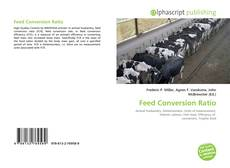Bookcover of Feed Conversion Ratio