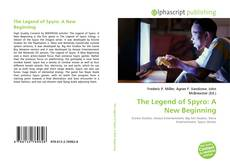 Bookcover of The Legend of Spyro: A New Beginning