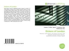 Bookcover of Dickens of London