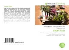 Count Paris kitap kapağı