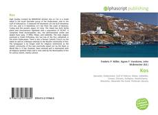 Bookcover of Kos