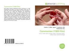 Communion (1989 Film) kitap kapağı