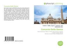 Обложка Concerto Delle Donne