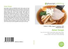Bookcover of Asian Soups