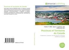 Bookcover of Provinces et Territoires du Canada