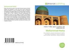 Bookcover of Mohammad Hatta