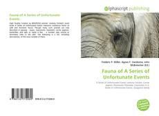 Capa do livro de Fauna of A Series of Unfortunate Events