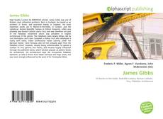 Bookcover of James Gibbs