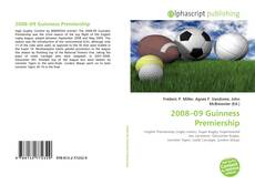 Bookcover of 2008–09 Guinness Premiership