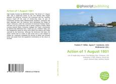 Bookcover of Action of 1 August 1801