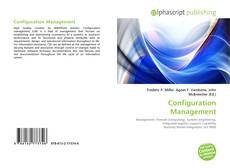 Bookcover of Configuration Management