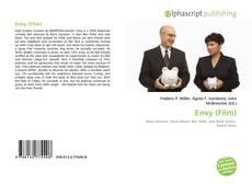 Buchcover von Envy (Film)
