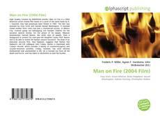 Couverture de Man on Fire (2004 Film)