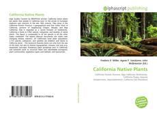 Borítókép a  California Native Plants - hoz