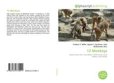 Bookcover of 12 Monkeys
