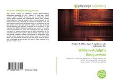 William-Adolphe Bouguereau的封面