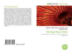 Copertina di Strange Days (Film)