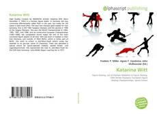 Katarina Witt的封面