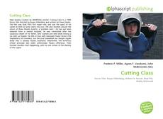 Bookcover of Cutting Class