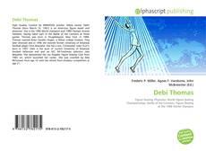 Capa do livro de Debi Thomas