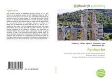 Buchcover von Pyrrhus Ier