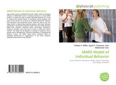 Copertina di MARS Model of Individual Behavior
