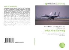 Обложка 99th Air Base Wing