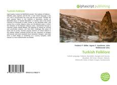 Bookcover of Turkish Folklore