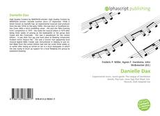 Danielle Dax kitap kapağı