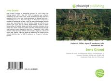 Bookcover of Jens Grand