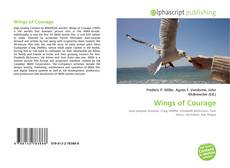Bookcover of Wings of Courage