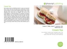 Bookcover of Cream Tea