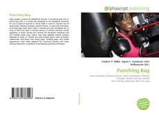 Bookcover of Punching Bag