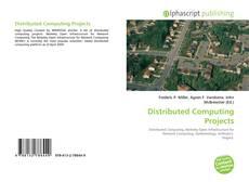Distributed Computing Projects kitap kapağı