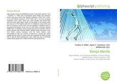 Buchcover von Sonja Henie