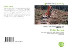 Bookcover of Hedge Laying