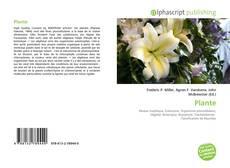 Bookcover of Plante