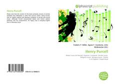 Henry Purcell的封面