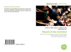 Bookcover of Mouth of the Architect