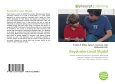 Bookcover of Keystroke-Level Model