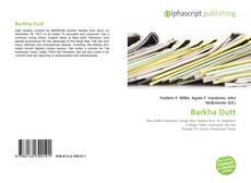 Bookcover of Barkha Dutt