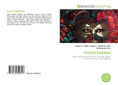 Bookcover of French Folklore